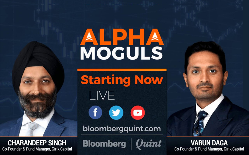 Interview with Bloomberg Quint (14th August, 2020)